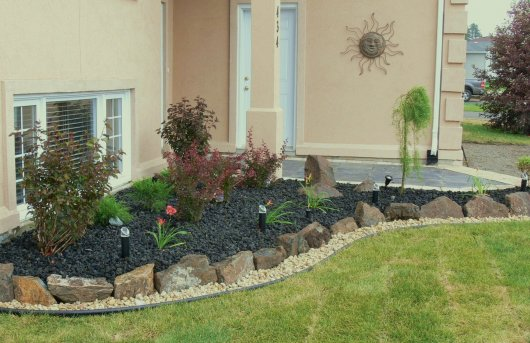 Top 28 Shrub Bed Ideas The Grass Professionals Leading